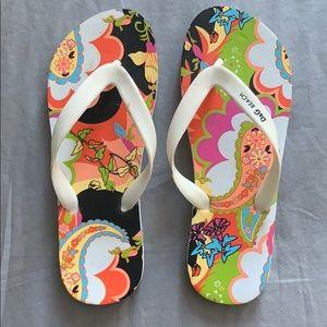 D&G BEACH flip flops